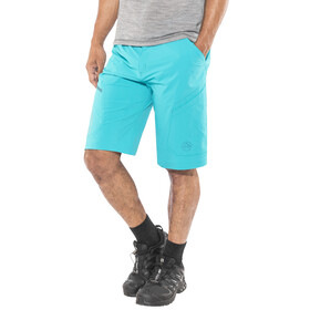 La Sportiva M's Taka Bermuda Shorts Tropic Blue